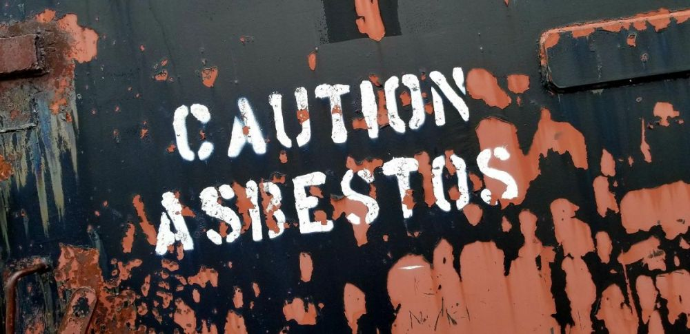How do I know if I have asbestos in my property?