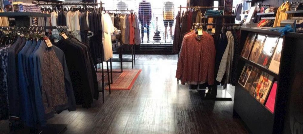Designer store requires bio-hazard clean following break-in