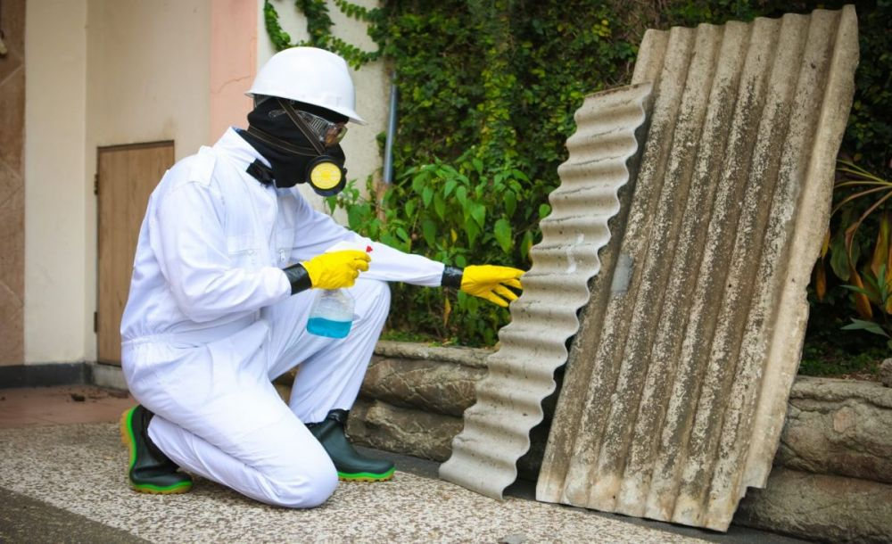 Non Licensed Asbestos Removal