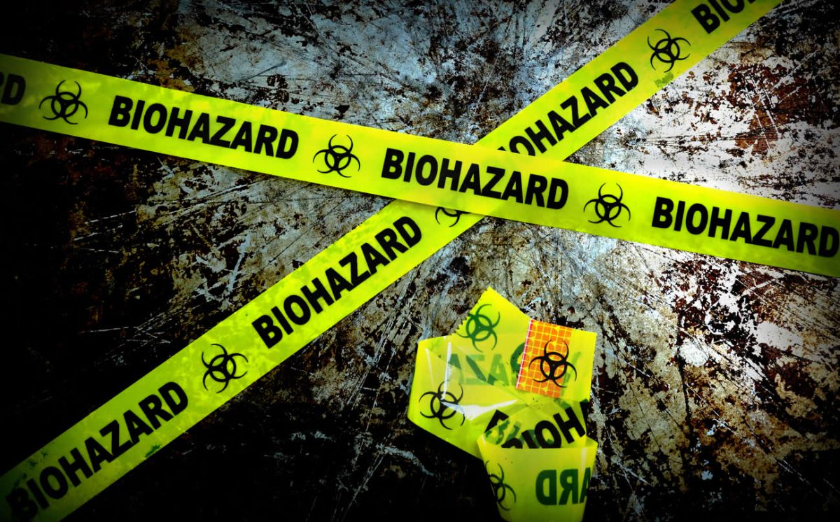 Bio Hazard, Crime and Trauma Scene