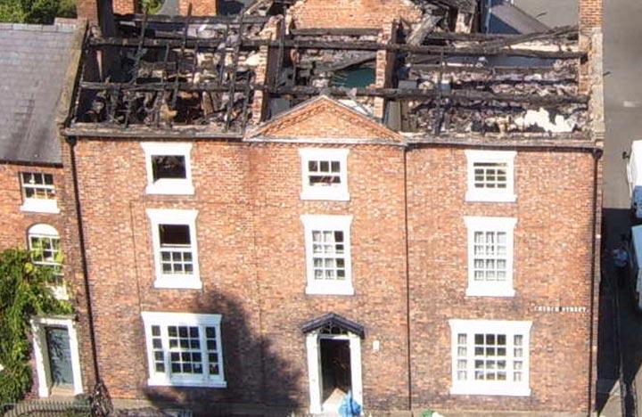 Fire Damage | Glasgow 2