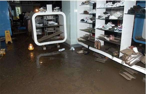 Flood Restoration Glasgow